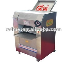 YP350 electric pizza dough roller machine / hot sale pizza dough press machine / bread dough sheeter