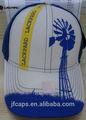 la impresión y apliques lackpard se deporte béisbol sombreros de moda y popular en todo el mundo