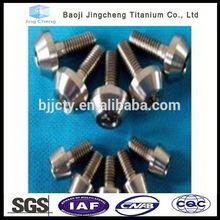 Best-price din 913 titanium screw