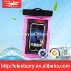 High quality PVC waterproof phone case&bag for Samsung note2&3/Xiaomi/htc/Sony/Huawei/Nokia