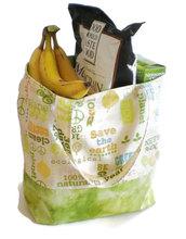 Wholesale Beautiful Stock Shopping Bag Tote Bag for Girls