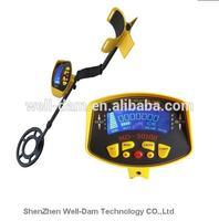 Md3010ii underground metal detector, gold metal detector, diamond detector
