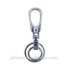 novel interesting 3D zinc alloy keychain