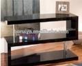 sala de diseño diseños de estanterías de madera