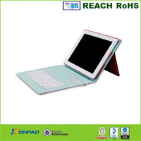 for iPad bluetooth keyboard cover 2014 newest