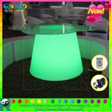 led light bar lighting inflatable decorating table