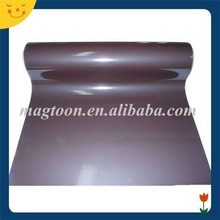 Fridge magnet permanent magnetic sheet roll