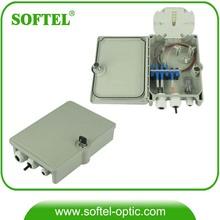 [SOFTEL] 12 core plastic optical fiber distribution box   FTTH Cable Splice Terminal Box