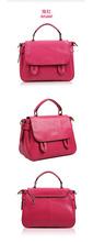 2014 New design Fashion wholesale leather Women's popular fashion lady bags/handbags 2014