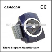 Reduce snoring snore stopper braceletYK-Z168C/snore stopper test