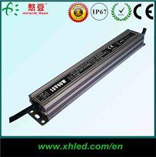 for led stripO risk long lifespanefficencyIP65 12v dc battery backup power supply