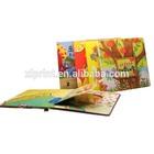 High quality printing children hard board for book binding