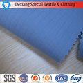 resistencia a la tracción de la tela cvc b274 antiestático tela para vestido quirúrgico