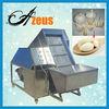 High efficient 1000kg/h garlic breaking peeling machine