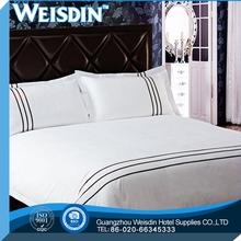 hotel hot sale polyester/cotton wool quilt comforter duvet bedsheet