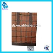 Wholesale Customized Brown Kraft Paper Bag Shopping