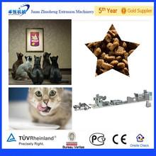 Popular extrusion fish feed making machine/pet food extruder machine/dog food making machine