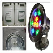Optic silicone LED encapsulation glue Silicone Sealant Neutral Transparent