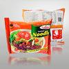 Penang Food Manufacturer 65g Tomato Beef Instant Noodle