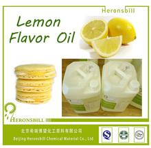 food grade lemon flavor oil supplier