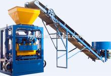QT4-26 Cement Brick Machine, Brick Machinery, Small Cheap Brick Production Line