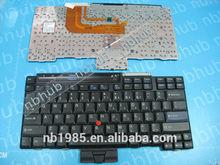 New Keyboard for Lenovo IBM X300 Laptop Keyboard 42T3567 42T3600 138445-000 CKD-US B4210
