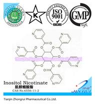 medicines in wholesale inositol nicotinate cas no.6556-11-2