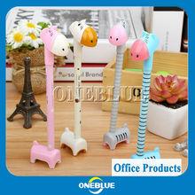 Giraffe shape Gel pen