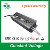 IP67 constant voltage led transformer for LED strip led driver 12v 100w