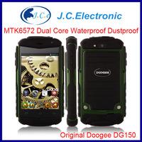 Original Discovery V5+ Rugged Smartphones with MT6572W Mobile Phones Original cellphones Doogee DG150 Android Phones
