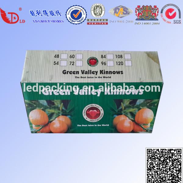 Corrugated Paper bag & Hot Sale Fresh Fruit Boxes For Packaging