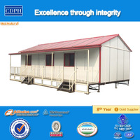China A stype low cost export prefab house