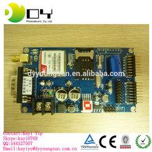 led running text , led control card G3,512x800,USB port