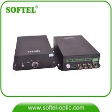 Made in China fiber optic vedio converters, CCTV video converters, video optic transmitters