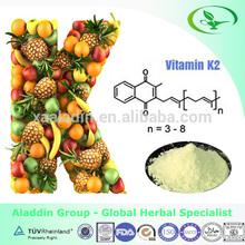 Best Price 100% vitamin k2 Powder/CAS No. 11032-49-8