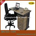 el diseño moderno de muebles de oficina escritorio de la computadora con patas de metal
