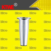 manufacturer zinc alloy adjustable cabinet leg