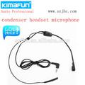 Kimafun headworn micrófono auricular hc-4067 cantando