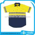alta visibilidade novo design baratos camisa de seda pura
