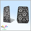 Snow shape metal hangzhou manufacturer couple Colorful Bookends