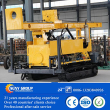 Oil moving water well drilling rig price