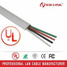 New arriving designer utp 0.5mm indoor 4 pair telephone cable