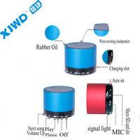 music/calls portable wireless mini bluetooth speaker custom logo
