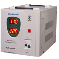 Automatic Voltage Stabilizer Circuit, power stabilizator, svc three phase