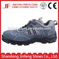 blue couro camurça sola pu trabalho segurança sapatos biqueira de aço de óleo e ácido resistentes segurança sapatos absorvedor de choque do calcanhar sapatos de segurança