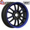 AW297 Alloy Wheel 13 14 15 16 17 inch 4 5 8 10 hole