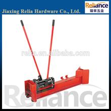 10 Ton Manual Hydraulic Wood Splitter, Air Hydraulic Log Splitter