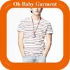 OEM Strip t-shirt With Fashion Design ,Wholesale Custom t-shirt ,Hot Sales t-shirt