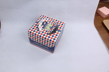 Exquisite handmade a4 size paper box