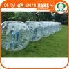 HI 2014 hot promotion product! 1.0mm TPU/PVC plastic toy ball , bubble football,soccer bubble